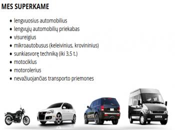 Mes superkame automobilius - Automobiliosupirkimas.lt