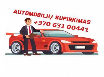 Parduok savo automobilį mums - Automobiliosupirkimas.lt