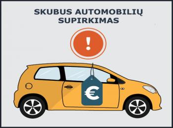 Automobilio pardavimas Klaipėdoje ir aplink - Automobiliosupirkimas.lt