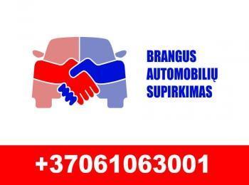 Automobilių supirkimas Vilnius - Automobiliosupirkimas.lt